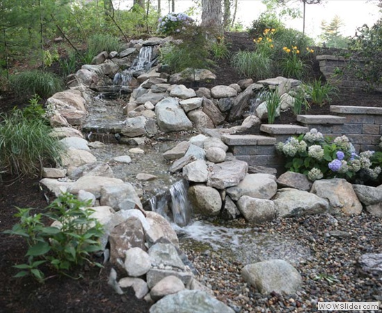 2 stage pondless 2